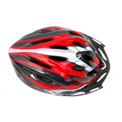 Coyote Sierra Helmet - Red - Medium 54-59cm