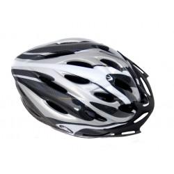 Coyote Sierra Helmet - Silver - Large 58-61cm