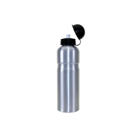 Mighty 750ml Alloy Water Bottle - Silver
