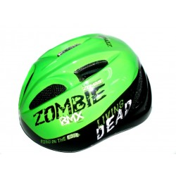 Coyote Zombie Kids Helmet - Green - Small 48-52cm