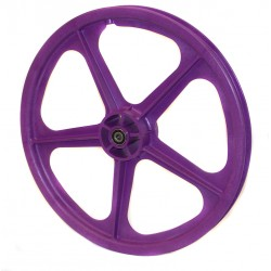 "Purple Skyway Tuff | 20"" BMX Mag Wheels 