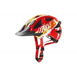 Uvex Hero Red | 49-55CM Helmet | Bikes24-7.com