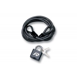 Raleigh Spiral Cable Coil Lock | 8 x 1800mm Self Coil | Bikes24-7.com