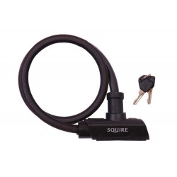 Squire Mako Cable Lock | 120CM X 50MM | Bikes24-7.com
