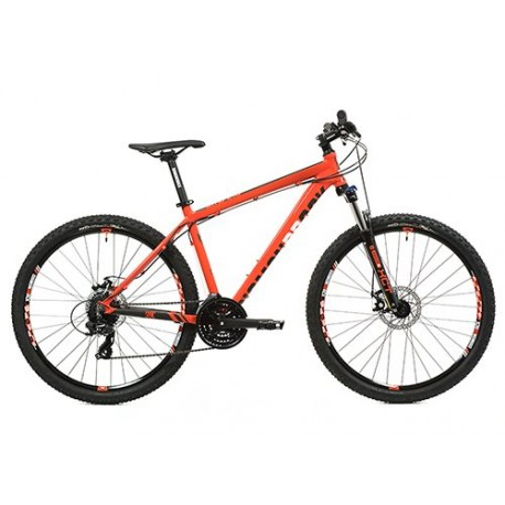 "Diamondback Sync 2.0 | 27.5"" Wheel | Orange Hard Tail Mountain Bike"