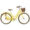 Raleigh Spirit | Ladies Heritage Bike | 3 Speed | Yellow