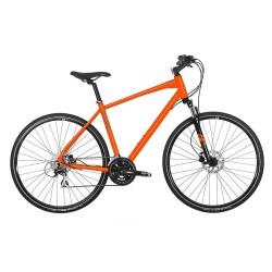 Raleigh Strada TS 1 | 700C Wheel | 21 Speed | Orange Frame | Hybrid