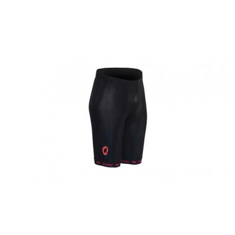 Lusso Aero-50 Shorts | Black | Micro Fibre