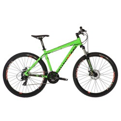 Diamond Back Sync 2.0 | Hardtail Mountain Bike | 2017 Green Frame