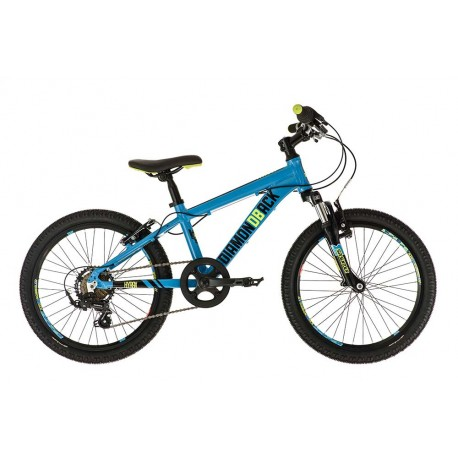 "Diamondback Hyrax 20 | Childrens 20"" Wheel Mountain Bike | Front Suspension"