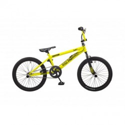 "Rooster Big Daddy | BMX | Yellow and Black | 20"" Wheel"