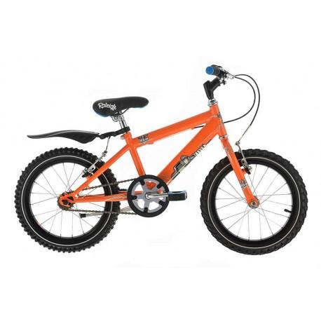 Raleigh MX16 | Single Speed | Boys Bike | Orange Frame