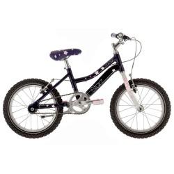 Raleigh Starz   Girls Bike   Black and White Frame   Bikes24-7.com