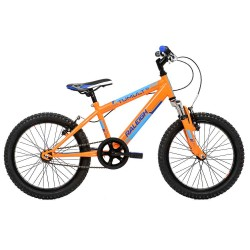 Raleigh Tumult 18   Boys Bike   Single Speed   Orange Frame