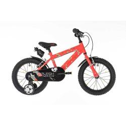 "Raleigh Striker   Boys Bike   Orange Frame   12, 14, 16 and 18"" Wheel"