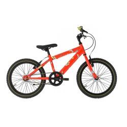 "Raleigh Striker | Boys Bike | Orange Frame | 18"" Wheel"