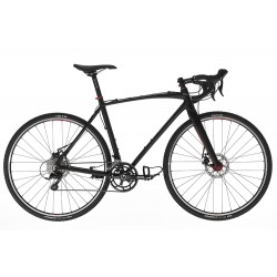 Raleigh Contra CX | Black Frame | 9 Speed | Disc Brakes