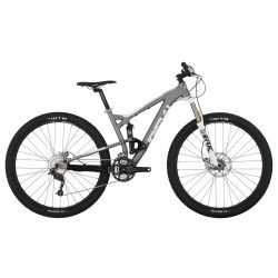 Diamondback Sortie Niner 1 | Front Suspension | Mountain Bike | Dark Silver