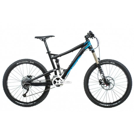 Diamondback Mission Enduro | 20 Speed | Black Suspension | Mountain Bike
