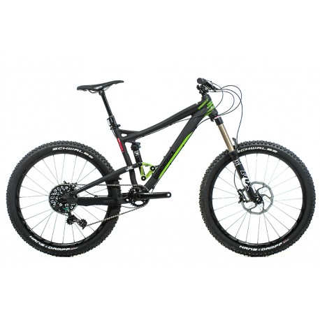 Raleigh Mission Pro | Full Suspension | Aluminium Frame | Mountain Bike