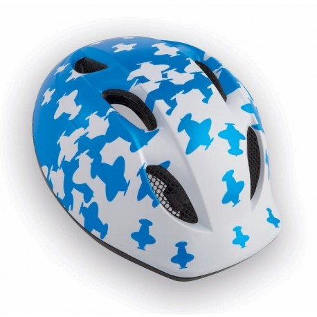 MET | Super Buddy | Childrens Cycling Helmet | Girls and Boys |52-57CM
