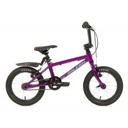 "Raleigh Performance 14   14"" Wheel Childrens Bike   Purple Frame"