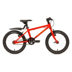 "Raleigh Performance 16   16"" Wheel Childrens Bike   Orange Frame"
