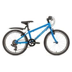 "Raleigh Performance 20   20"" Wheel Childrens Bike   Blue Frame"