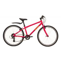 "Raleigh Performance 26   26"" Wheel Childrens Bike   Pink Frame"