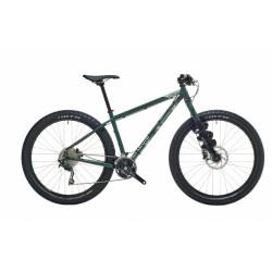 Genesis Longitude   Hardtail Mountain Bike   Black Frame