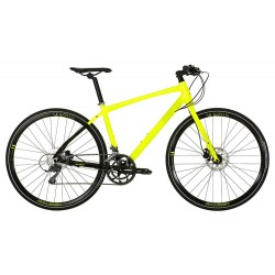 Raleigh Strada Speed 1 | Sports Bike | Yellow Frame | 16 Speed