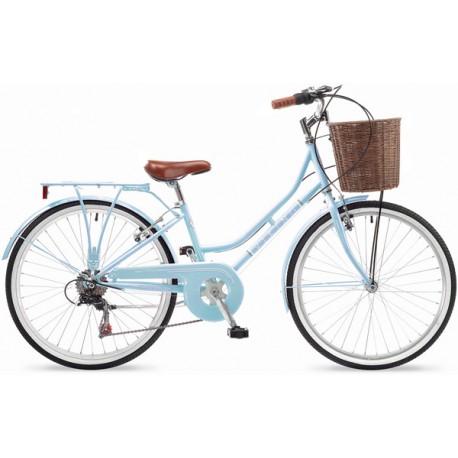 "Viking Belgravia | Children's Heritage Bike | Pink or Blue Frame | 24"" Wheel"