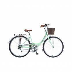 "Viking Tuscany | Ladies Heritage Bike | Mint Green Frame | 16 and 18"" Frame"