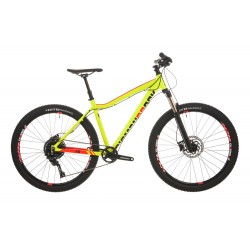 Diamondback Heist 2.0 | Hardtail Mountain Bike | Yellow Frame | 2018 Model