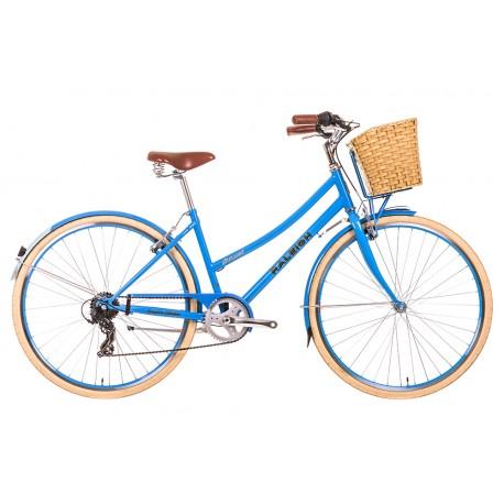 Raleigh Sherwood | Ladies Classic City Bike | Blue Frame