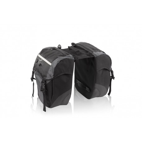 XLC Double Pannier Bag   30 Litres   Bikes24-7.com   £38   BA-S41