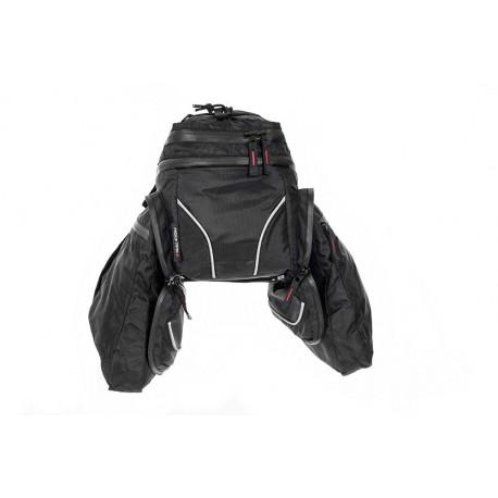 Raleigh Rack Bag Large | Black | 13.1 Litres | Bikes24-7.com | £33