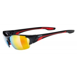 UVEX GLA Blaze 111 Sunglasses | 100% UVA, UVB, UVC protection | 3 Lens