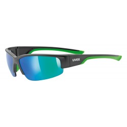 UVEX Gla S | Sportstyle 215 |100% UVA, UVB, UVC protection Features