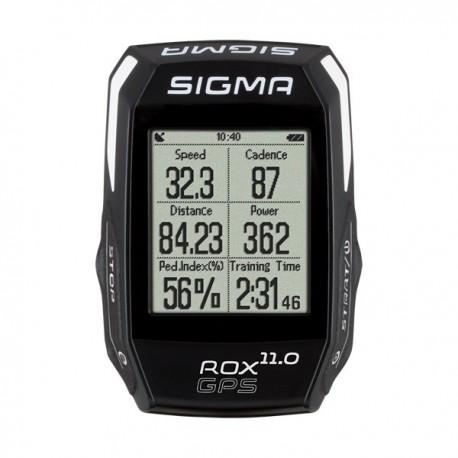 Sigma Sport Rox 11.0 | Cycle Computer | Wireless Black | £125.50