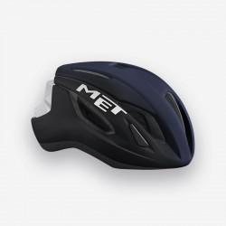 MET Strale   Road Bike Helmet   Navy/White   Free Delivery   £76.00