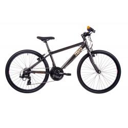 "Raleigh Zero 24 | Children's Bike | Black Frame |24"" Wheel"