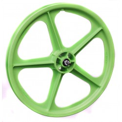 "Green Skyway Tuff | 20"" BMX Mag Wheels 