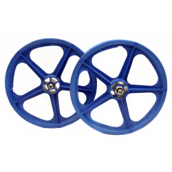 "Blue Skyway Tuff | 20"" BMX Mag Wheels 