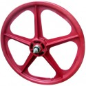 "Red Skyway Tuff   20"" BMX Mag Wheels   Sealed Bearings   £74.99"
