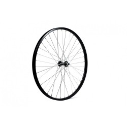 Wilkinson Mountain Bike Wheel | 26 X 1.75 | Black Solid Axle | Front Wheel