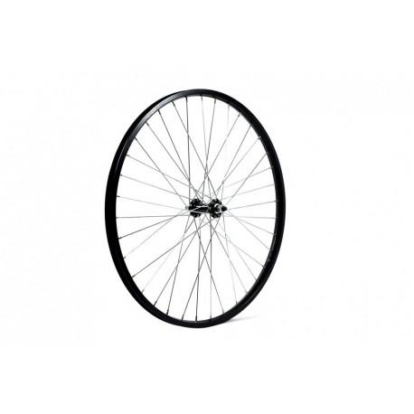 Wilkinson Mountain Bike Wheel | 26 X 1.75 | Black Solid Axle | Front Wheel