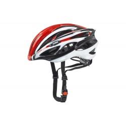 Uvex Race 1 | Bike Helmet 51-55cm | Red-Black | Bikes24-7.com