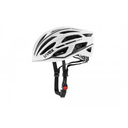 Uvex Race 5 | Bike Helmet | White | Bikes24-7.com | £109.99