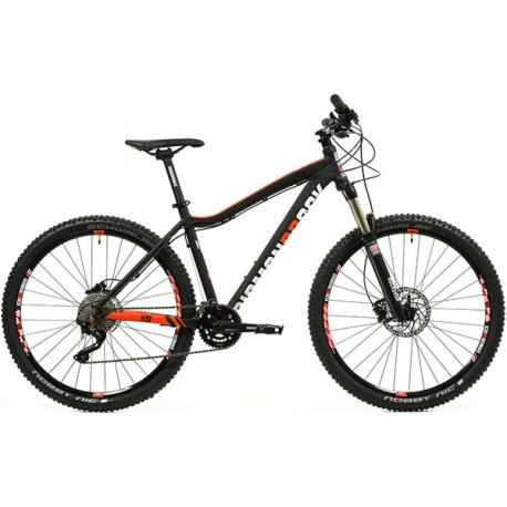 "Diamondback Heist 2.0 | Hardtail Mountain Bike | Black | 27.5"" Wheel"